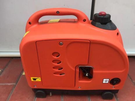 Инверторный генератор HERZ IG1000